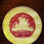 Northside High School, Fort Worth, Texas Homer Laughlin Plate