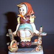 Hummel Just Resting figurine