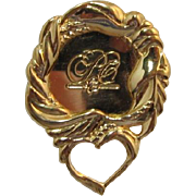 Avon President's Club 1991 Award Pin