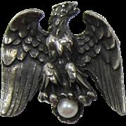 Vans Authentics American Eagle Brooch