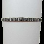 Danecraft Sterling Bangle Bracelet
