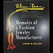 "Frank DeLizza's Book, ""Memoirs of a Fashion Jewelry Manufacturer"" - Juliana Jewelry"