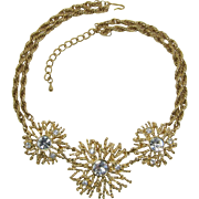 "Kenneth Lane for Avon ""Regal Riches"" Necklace"
