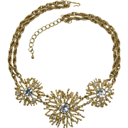 "KJL Kenneth Lane for Avon ""Regal Riches"" Spiky Necklace"