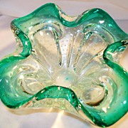 Vintage Murano Art Glass