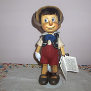 MIB R.J. Wright's Walt Disney  Pleasure Island Pinocchio  1992   Adorable