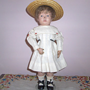 14in. Schoenhut Girl c.1913  Very Sweet Doll