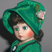 "Vintage 10in. Portrette ""Scarlett"" Cissette Madame Alexander c.1969  Mint Condition"