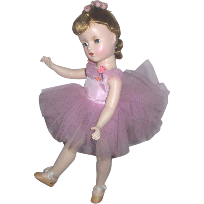 Mde. Alexander 15in. Margot Ballerina HP Near Mint Beautiful