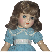 15in  Ideal Toni Doll P 91  All Original Ex. Condition c.1950s  Fantastic
