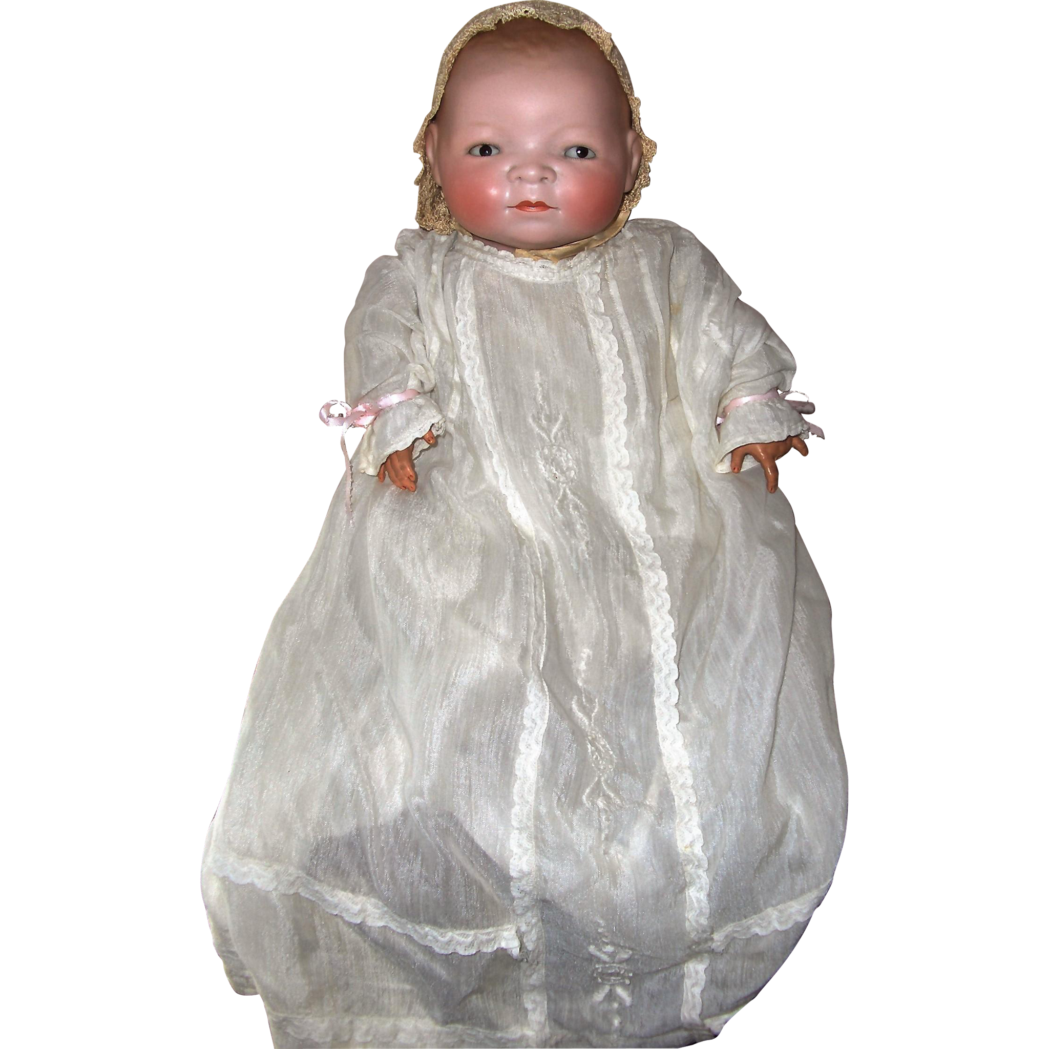 Large 18 inch Bye-Lo Baby Grace S. Putnam c.1930s  Adorable