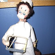 Whimsical Character Klumpe Doctor All Original with Hang Tag