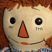 Georgene Novelties Raggedy Ann c.1938 Original Ex. Condition