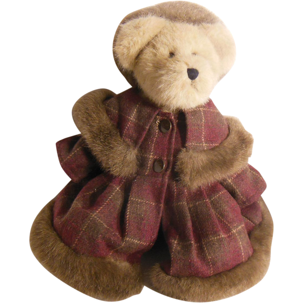 Retired Boyd's Bear Annabelle Dickens Plush