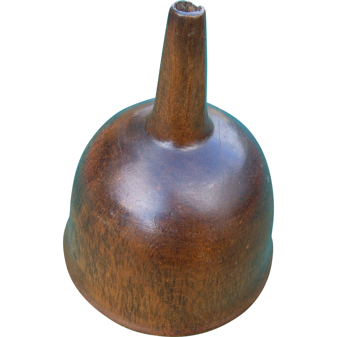 19th Century Wooden Funnel