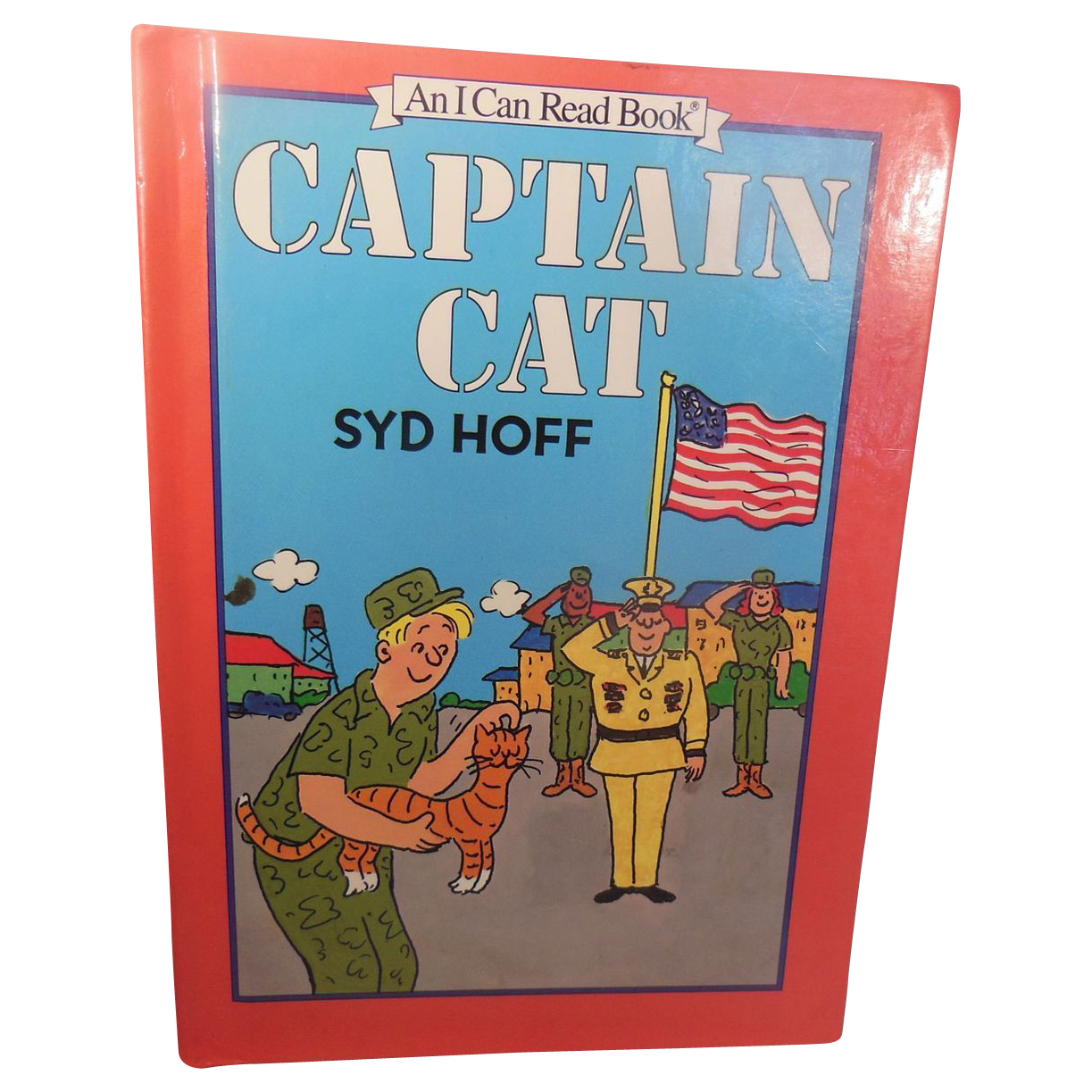 Book – Captain Cat by Syd Hoff