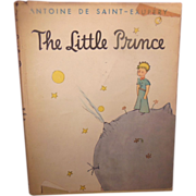Book – The Little Prince by Antoine De Saint-Exupery, Harcourt, Brace & World, Inc.