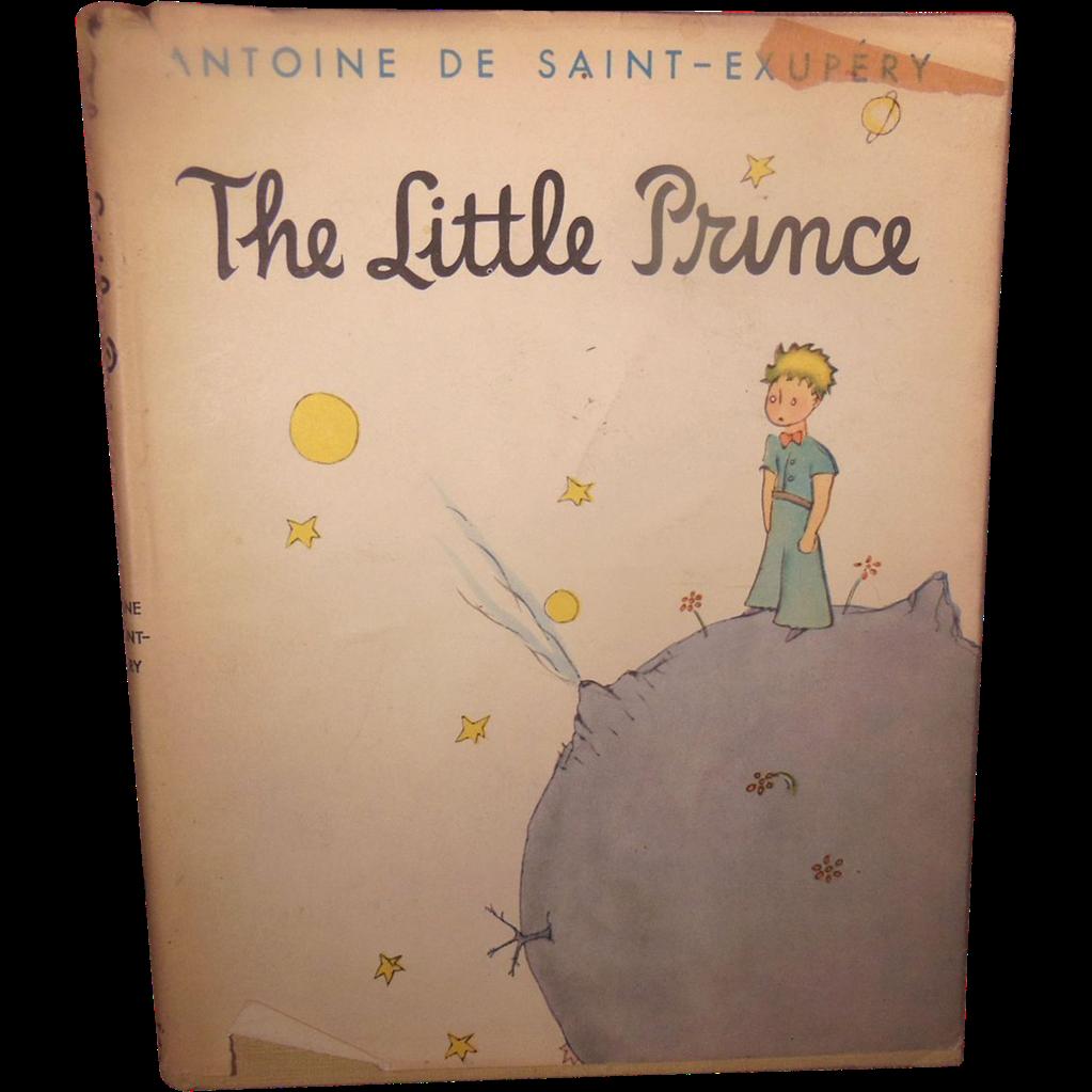 Book – The Little Prince by Antoine De Saint-Exupery, Harcourt, Brace & World, Inc.