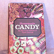 Cookbook – Homemade Candy by the Food Editors of Farm Journal