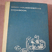 The Good Housekeeping Cookbook 1963