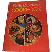 Betty Crocker's Cookbook (Pie Cover) 1969 Seventeenth Printing 1972