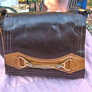 Rolego Italian Leather Purse or Hand Bag