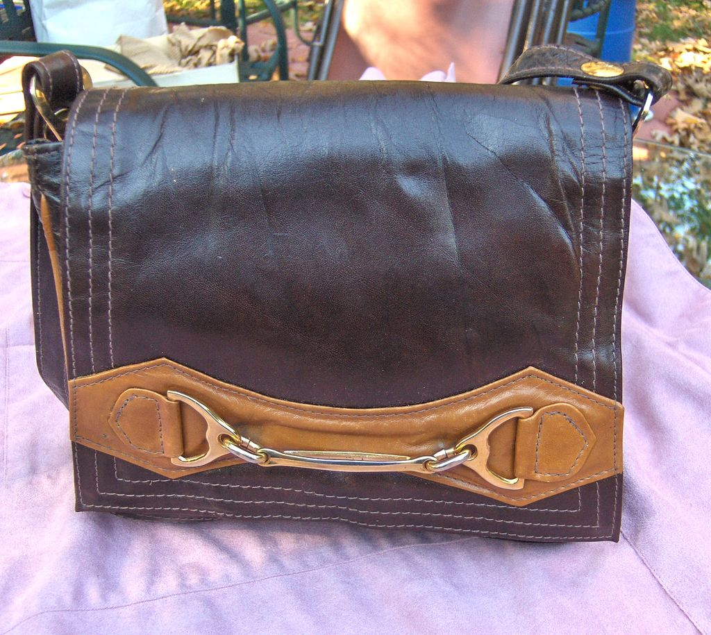 Rolego Italian Leather Bag
