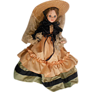 Virginie Vintage Italian Doll from Italy by Fiba