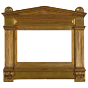 "Original Sir Lawrence Alma -Tadema Tabernacle Frame Designed by the Artist for the Painting ""Caracalla AD211"""