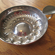 Wine Taster Silver Plate - Tastevin