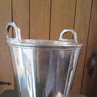 Champagne Bucket - Mid Century - Silver Plated -  Arthur Price & Co of England