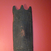 Tribal Headhunter's War Shield - Bontoc Tribe - Northern Luzon Philippines
