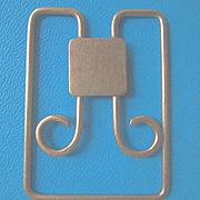 Tiffany & Co - 14K Gold Money Clip - Mid Century