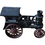 Avery Cast Iron Toy Steam Tractor - Traction Engine  Circa 1920