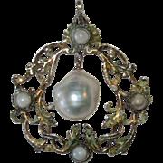 Austro Hungarian Pendant