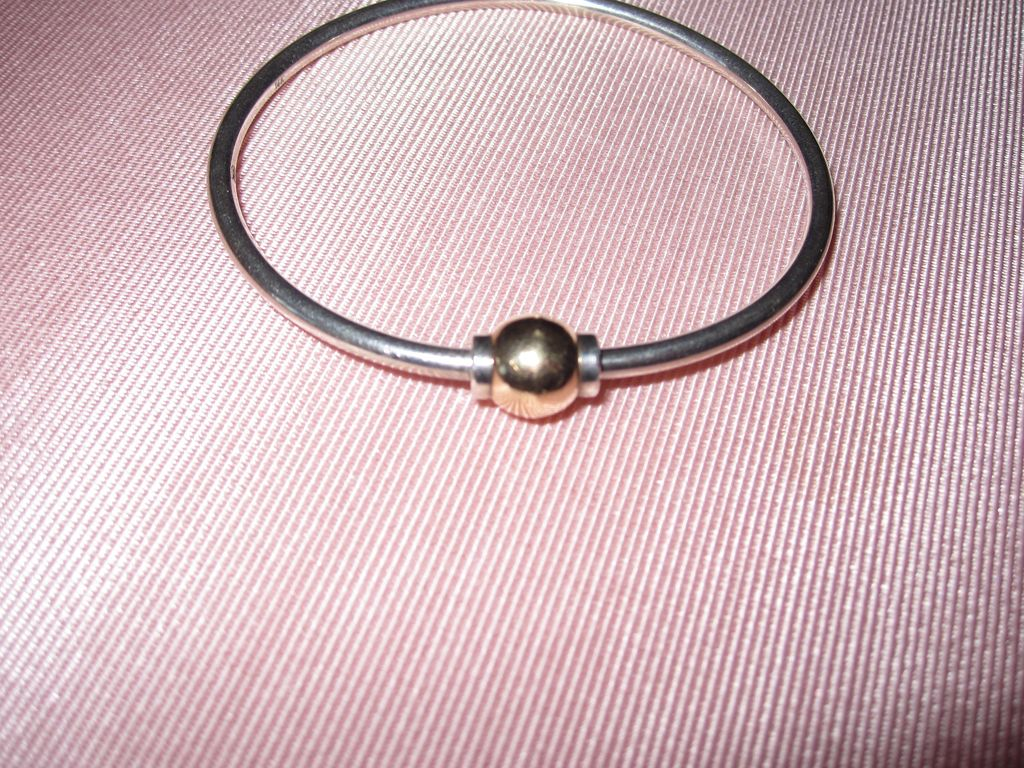 Vintage Cape Cod Bracelet Sterling Gold Small