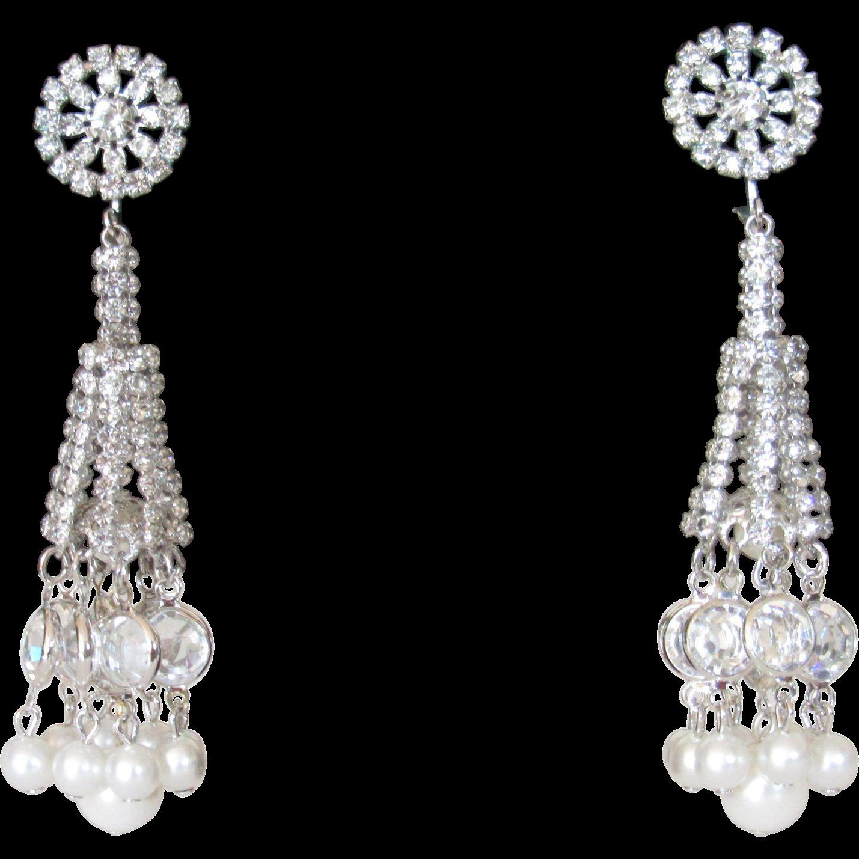 Crystal Vintage Earrings 68