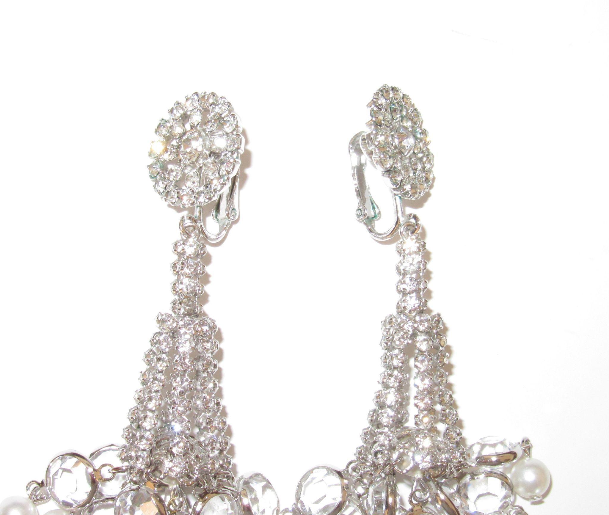 Crystal Vintage Earrings 43