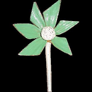 Pinwheel Flower by Jeanne