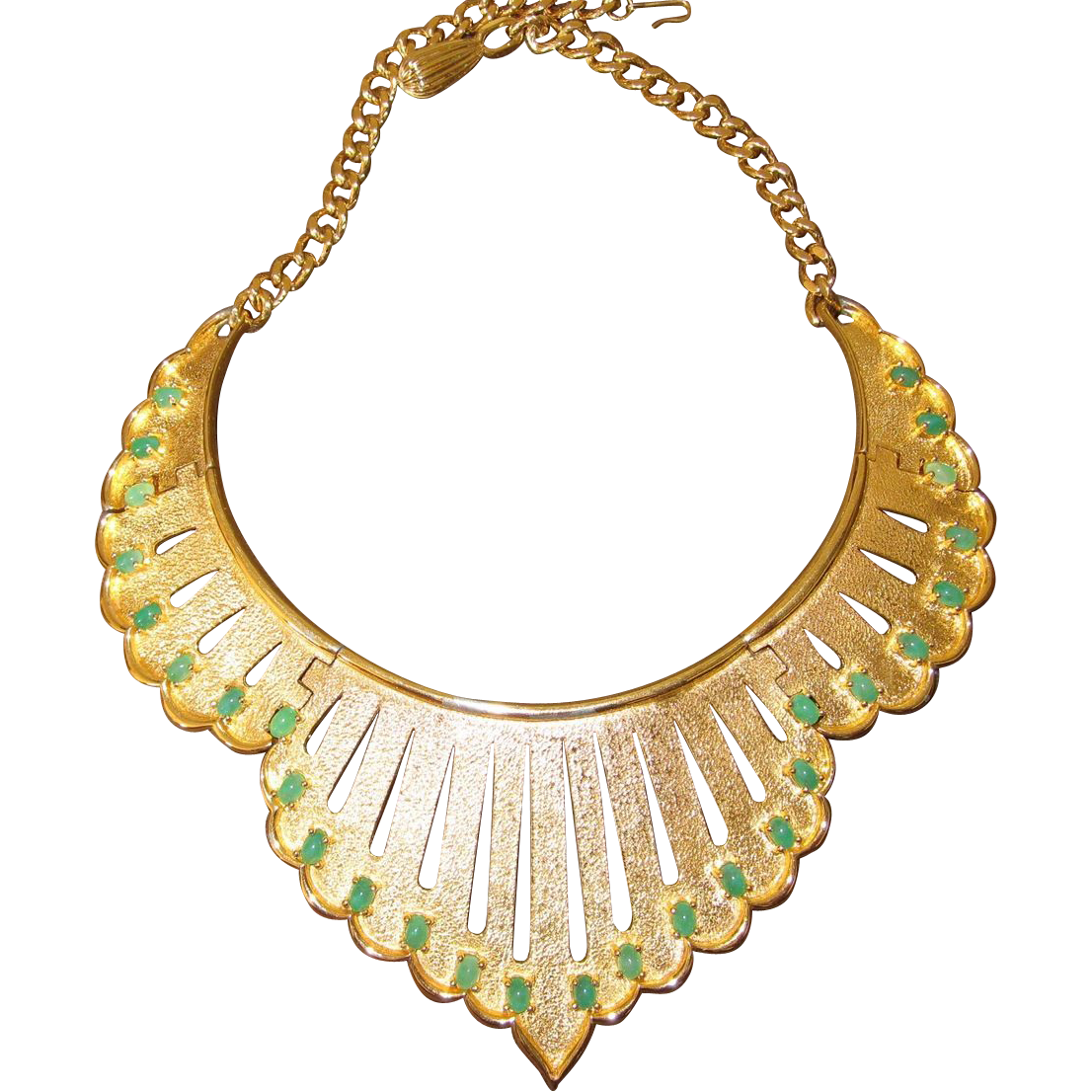 Wonderful Vintage Jomaz Collar Necklace