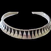 Vintage Mid Century Modern Jorgen Jensen Collar Necklace