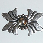 Martinez Sterling Taxco Pin