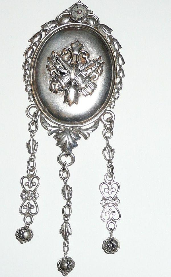 Vintage Revival Pendant