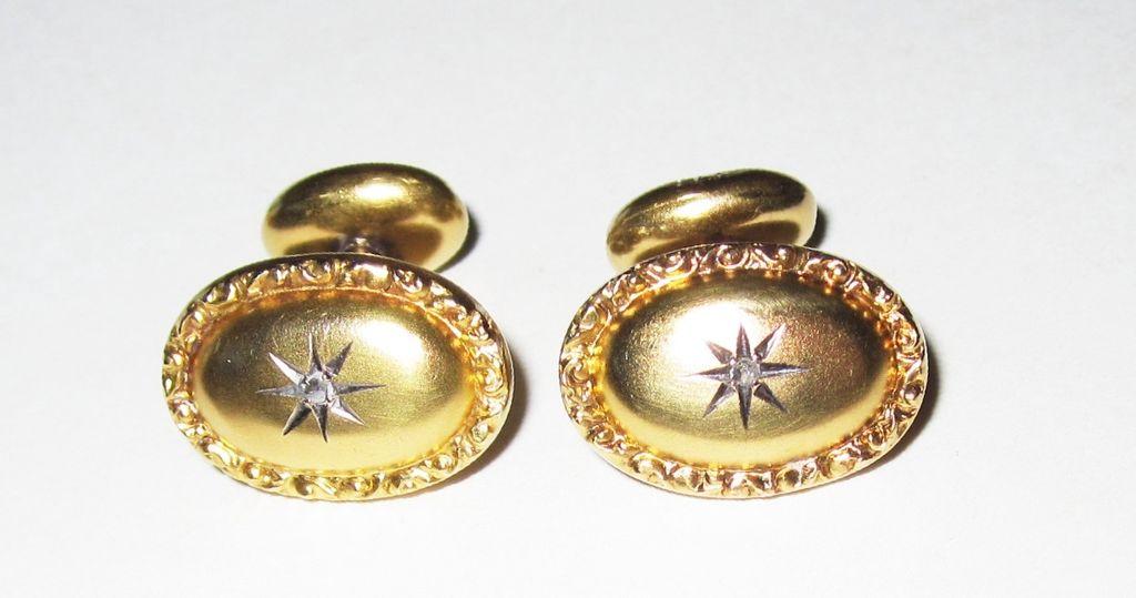 Victorian Cufflinks