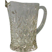 Anchor Hocking Pineapple Pitcher