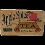 Ceylon Apple Spice Gourmet Tea Box