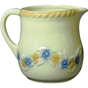 Porcelier Vitreous China Small Pitcher