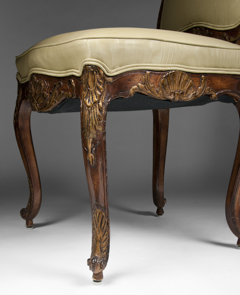 Louis xv dining chair - Roll Over Large Image To Magnify Click Large Image To Zoom