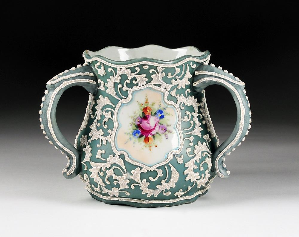 Moriagi Tri-Handled Loving Cup