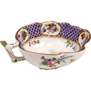 Helena Wolfson Porcelain Hand Painted Libation Cup